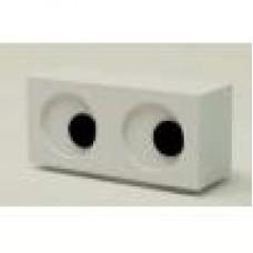 EC-08 Настольные часы «Глаза»