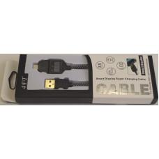 OT-2586 Кабель для зарядки и передачи данных с USB на Lightning