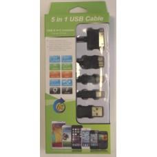 OT-7239 Универсальный USB-кабель
