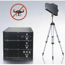 Блокиратор систем управления БПЛА - ШТОРА - 2